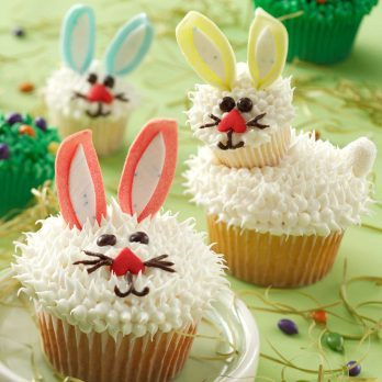 13 Adorable Bunny-Shaped Recipes to Make for Easter