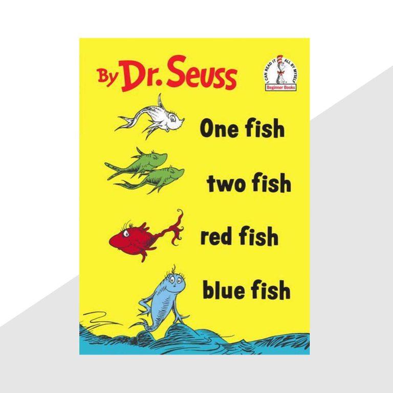 classic childrens books one fish