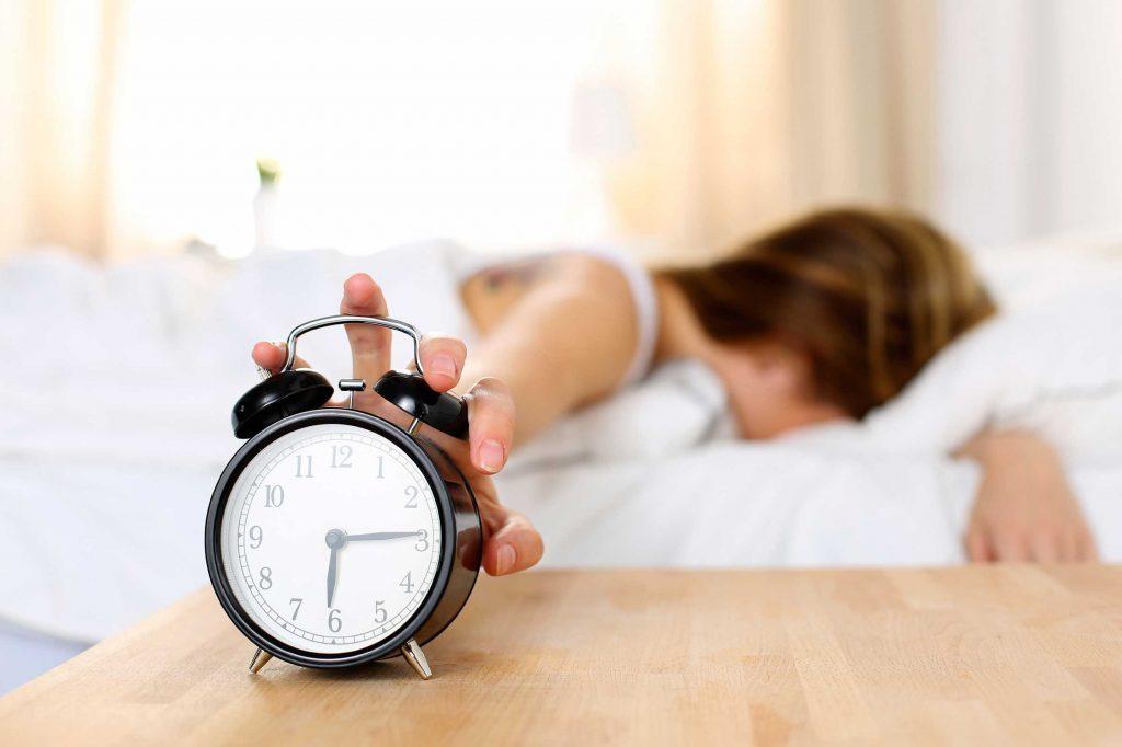 daylight saving time sleep