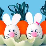 40 Easter Crafts That Will Brighten Any Home