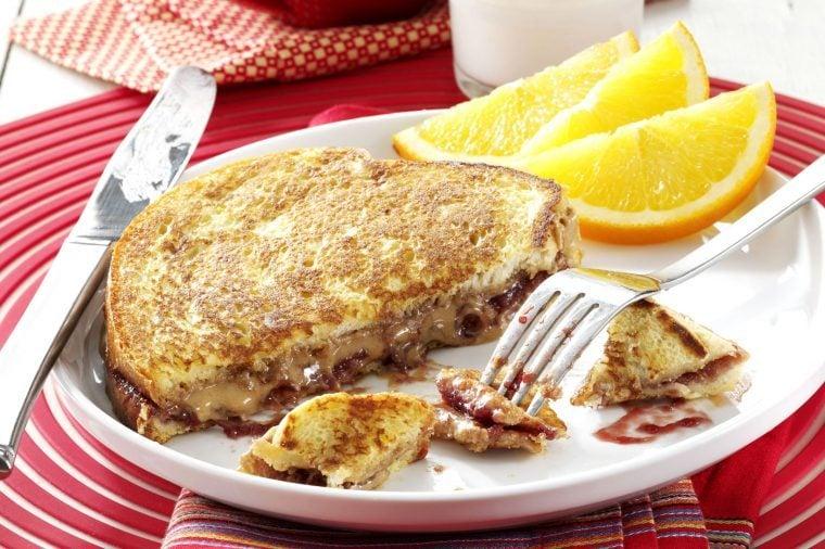 pb&j recipes pbj french toast
