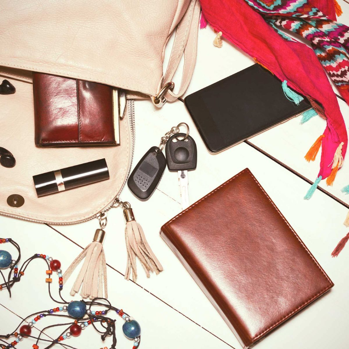 5130baebd32 Items You Shouldn't Carry in Your Purse | Reader's Digest
