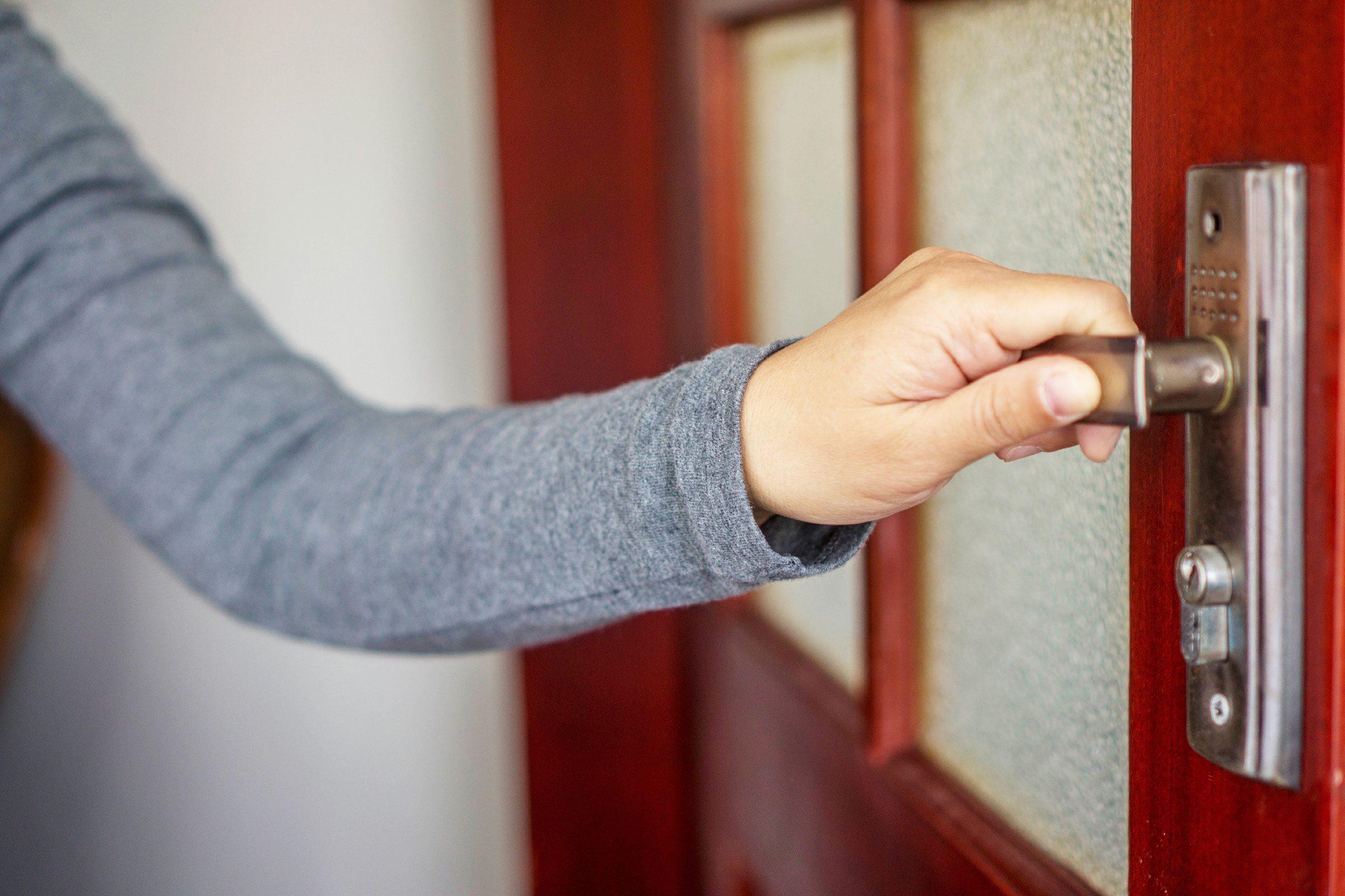 Hush your door hinges & Tricks to Fix Squeaky Floors Doors and More   Reader\u0027s Digest