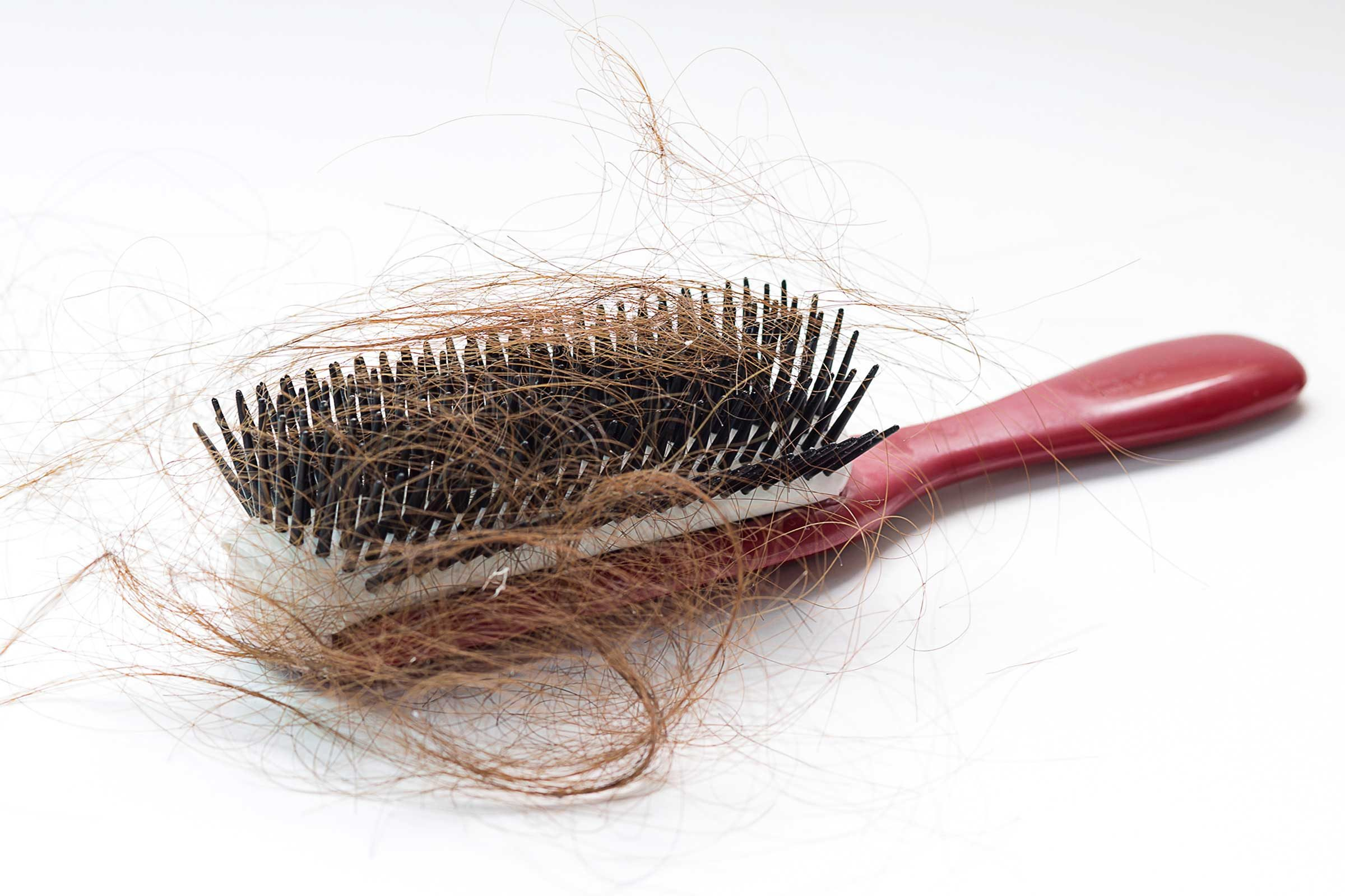 Hair Loss 7 Reasons Your Hair Is Falling Out Readers Digest