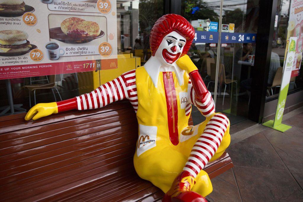 mcdonalds trivia ronald mcdonalds