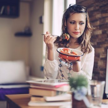 Always Hungry? 8 Reasons You Can't. Stop. Eating.