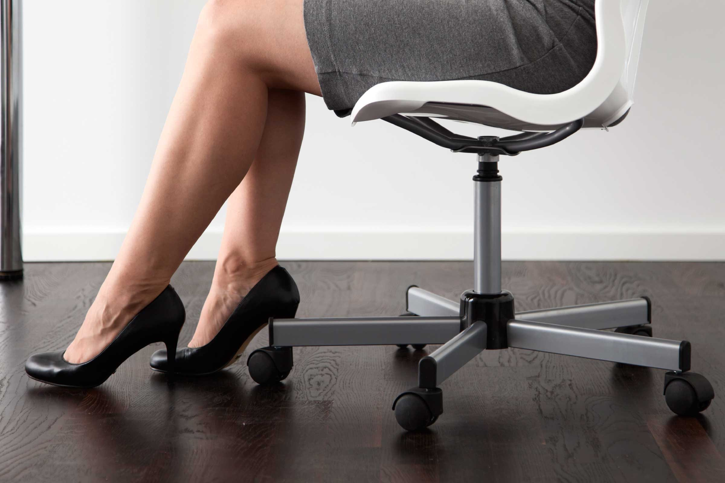 How to Tone Legs While Sitting How to Tone Legs While Sitting new pics