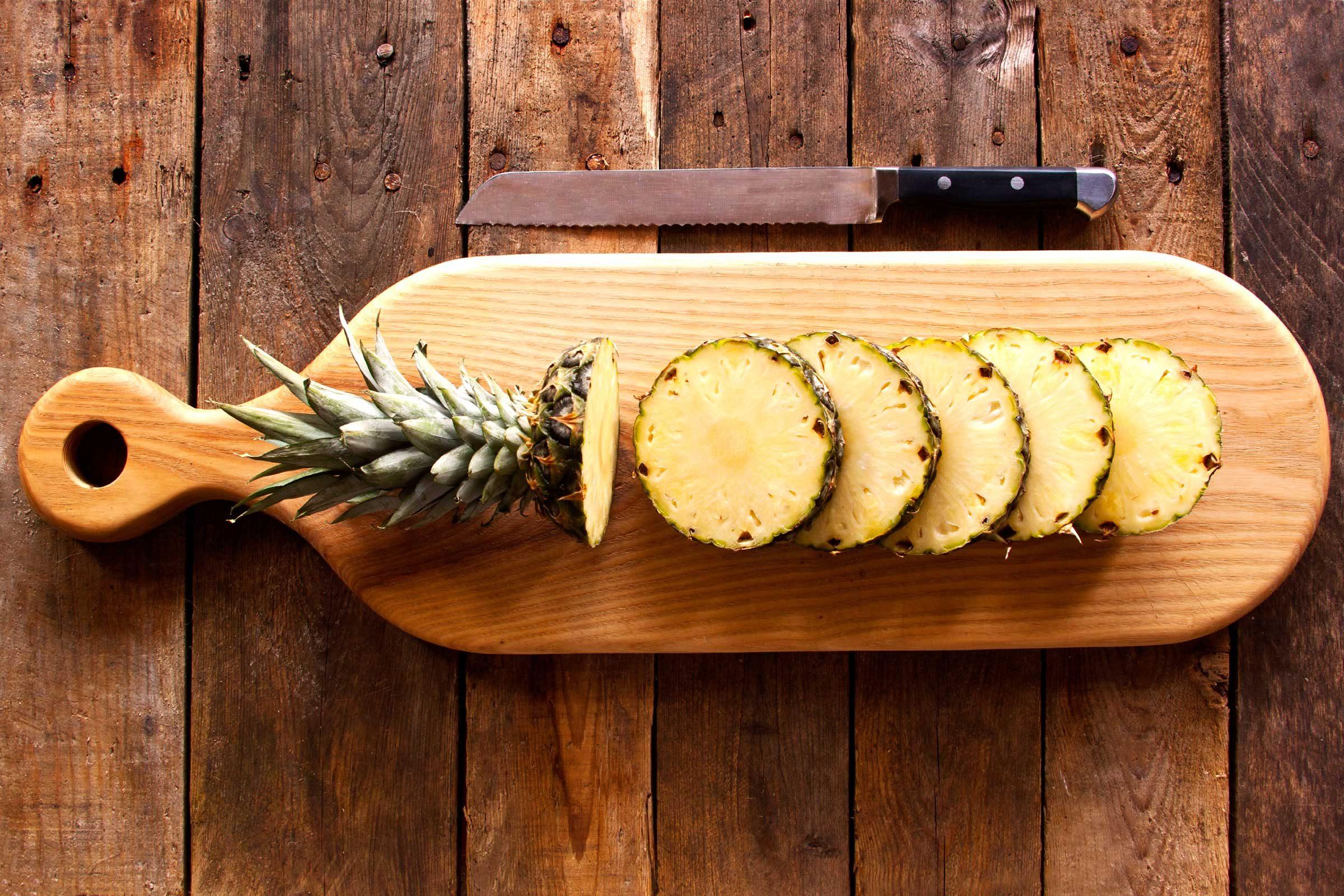 secrets body pineapple