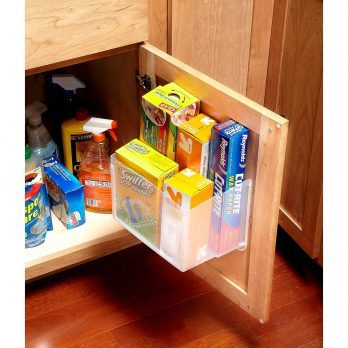 17 Inside-Cabinet Door Storage Ideas You'll Want to Steal