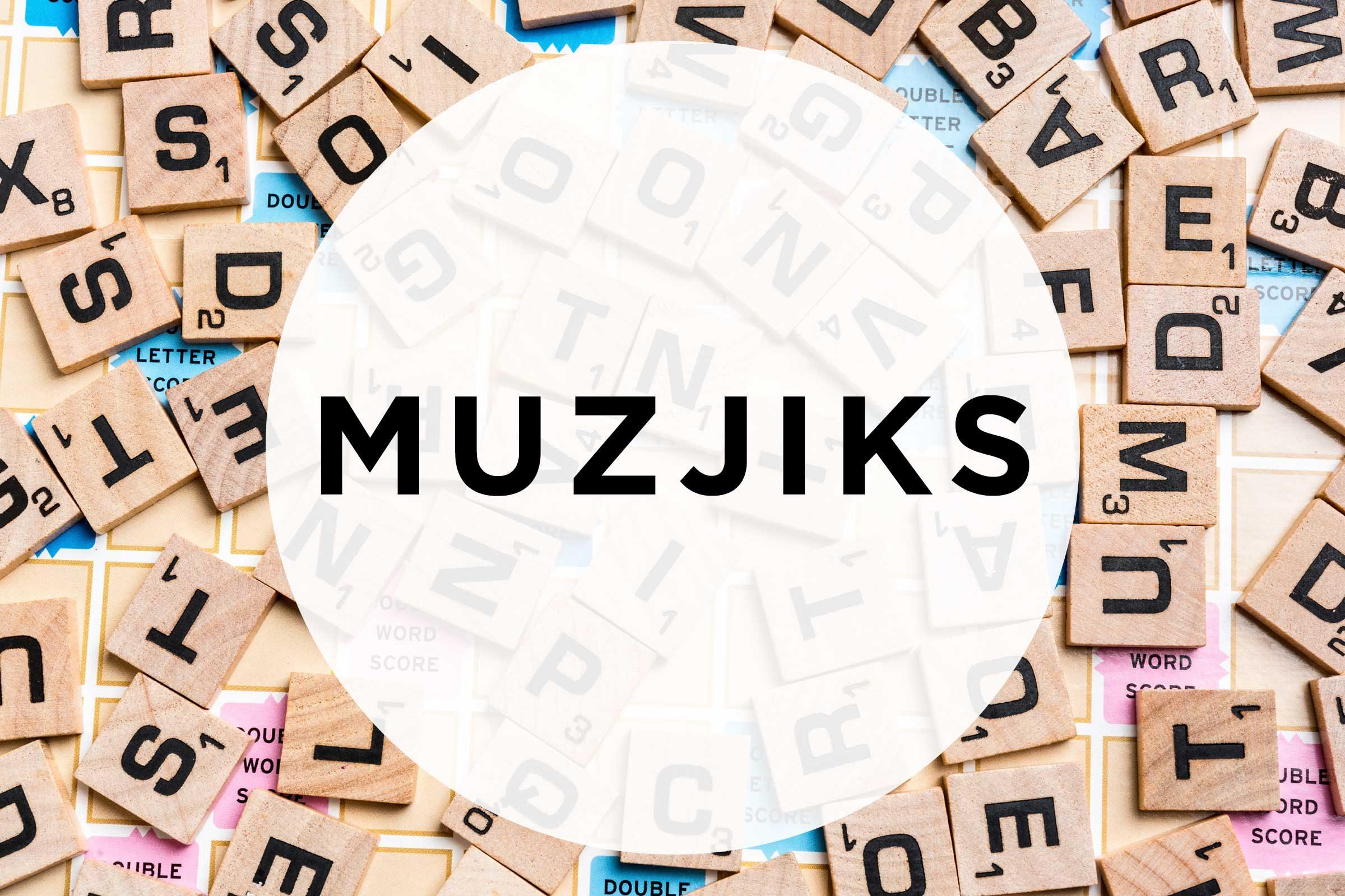 Scrabble Wort