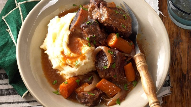 slow cooker Slow Cooker Short ribs