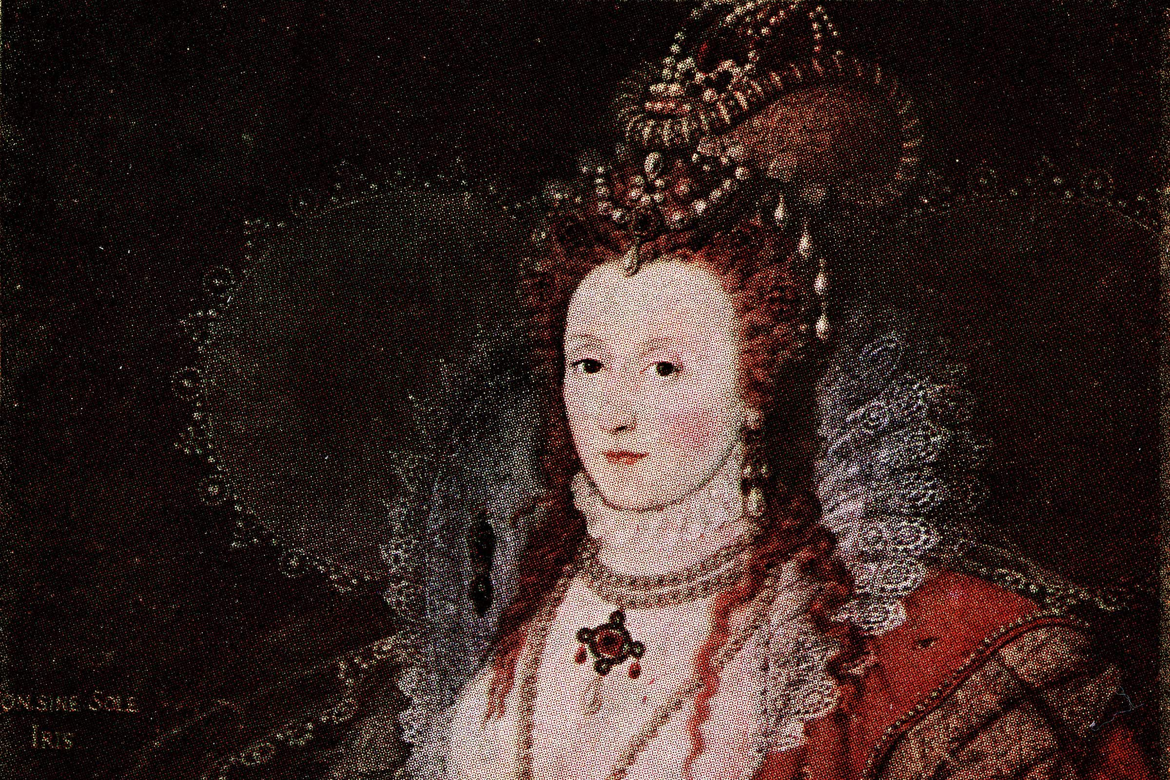 days historically unluckier queen Elizabeth I