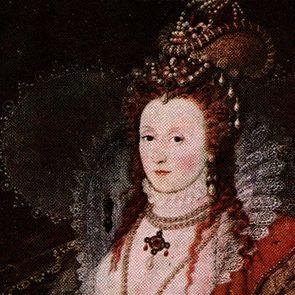 days historically unluckier queen Elizabeth I