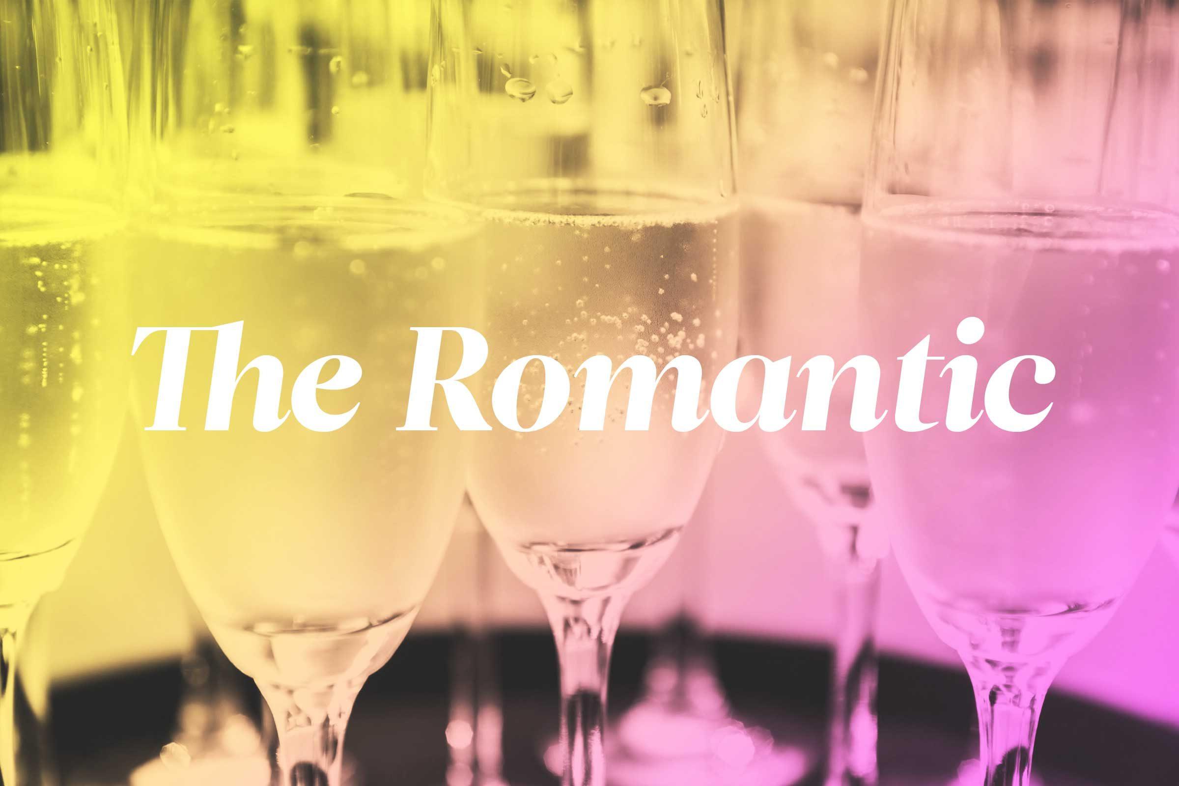 people you meet at weddings romantic
