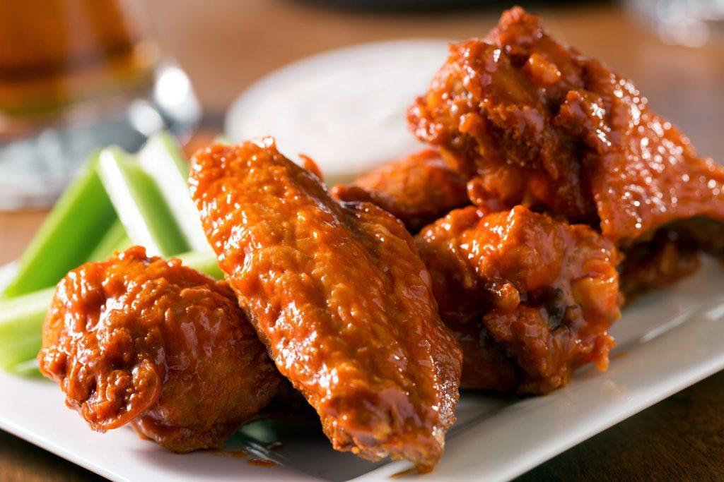 trivia american iconic food buffalo wings