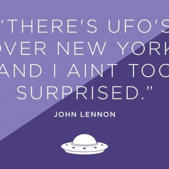 6 Chilling UFO Stories From Famous People That Will Make You Believe