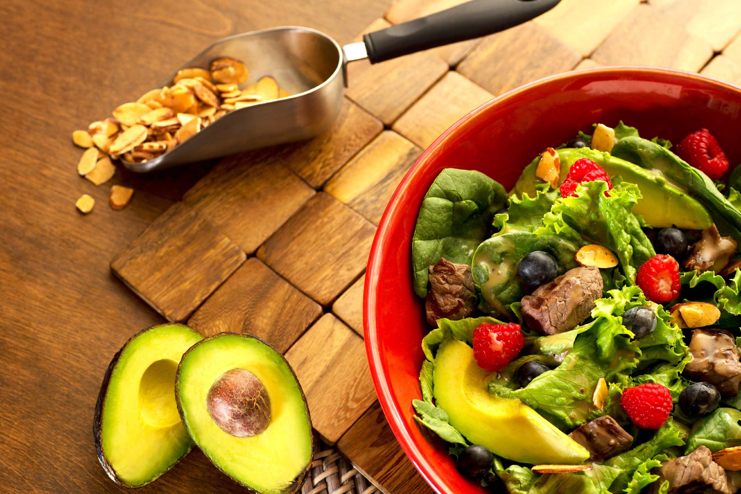 Eating Right for Osteoarthritis (OA) of the Knee