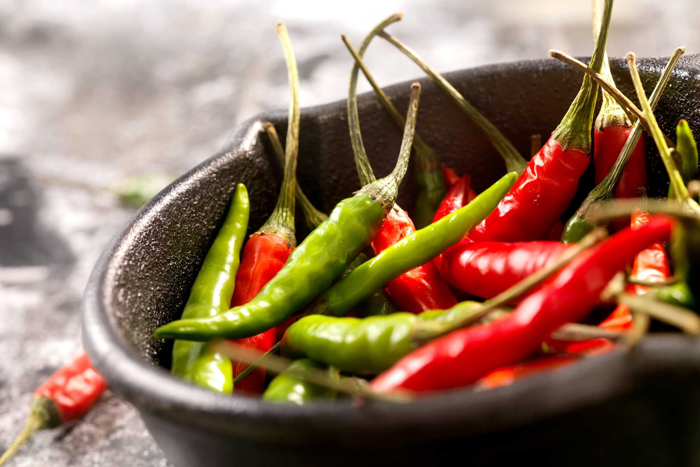 natural arthritis remedies chili peppers