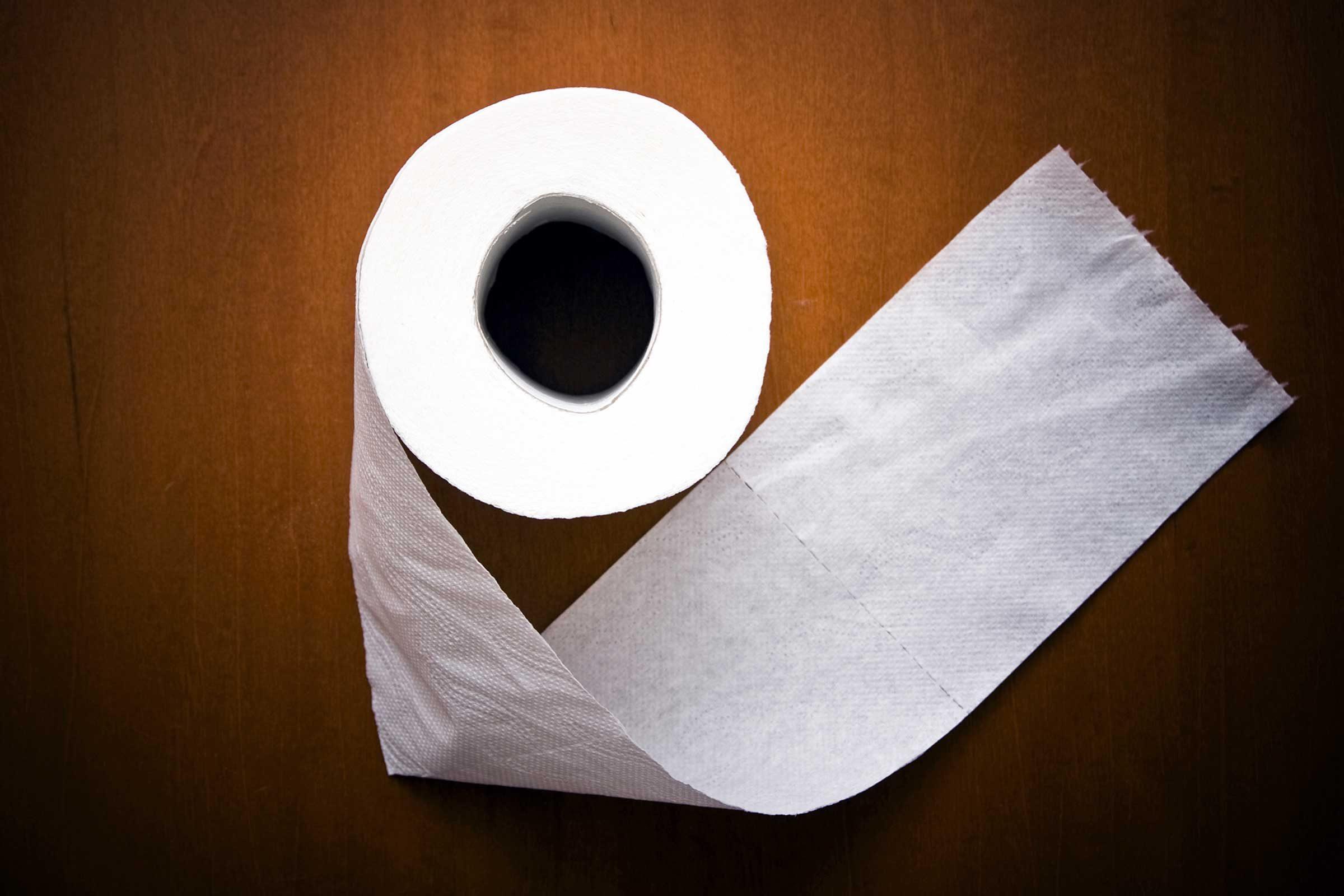 summer hacks toilet paper