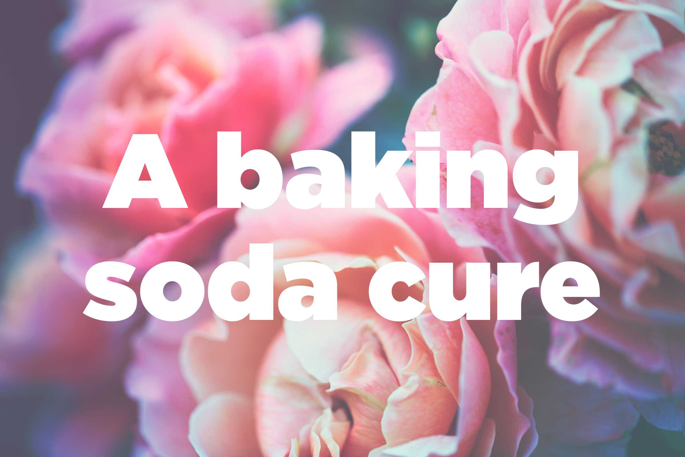 How To Heal Roses With Baking Soda