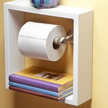 9 Clever and Useful Bathroom Storage Tips