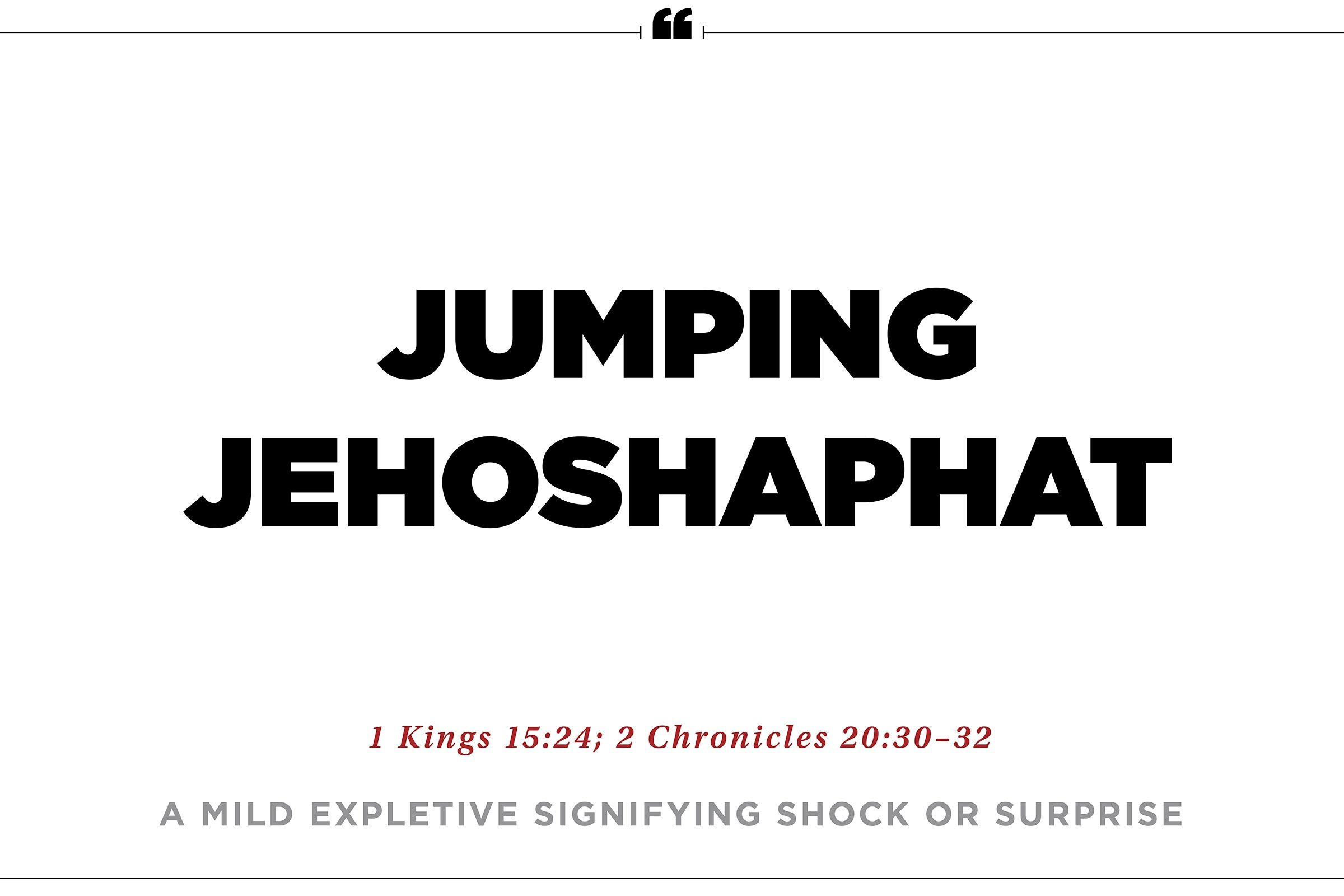 12 surprising phrases from the bible | reader's digest