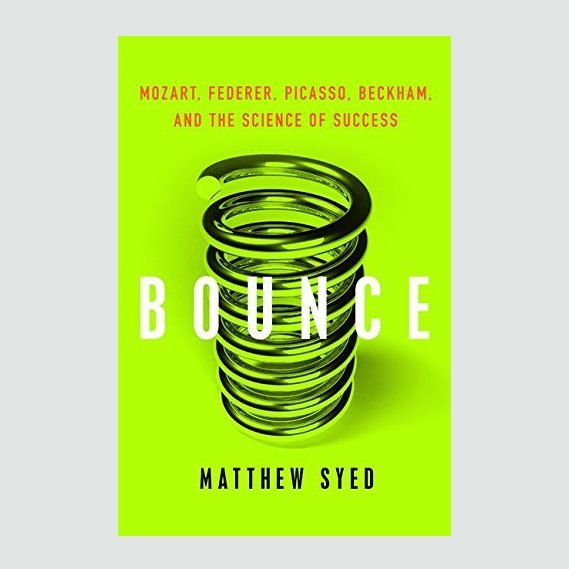 """Bounce"" by Matthew Syed"