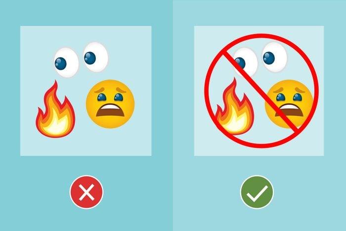 Email Etiquette Tip 17 Avoid Emojis