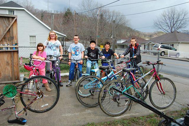 june 2016 everyday heroes bicycles