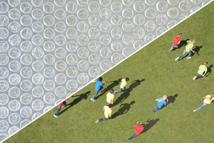 kids bubble wrap