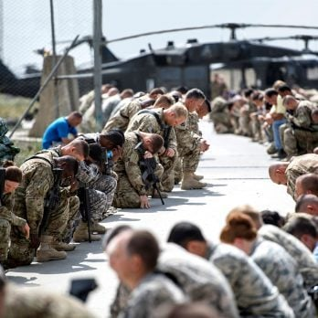 Heartwrenching: This Is What U.S. Soldiers Do to Honor Their Fallen Comrades Overseas