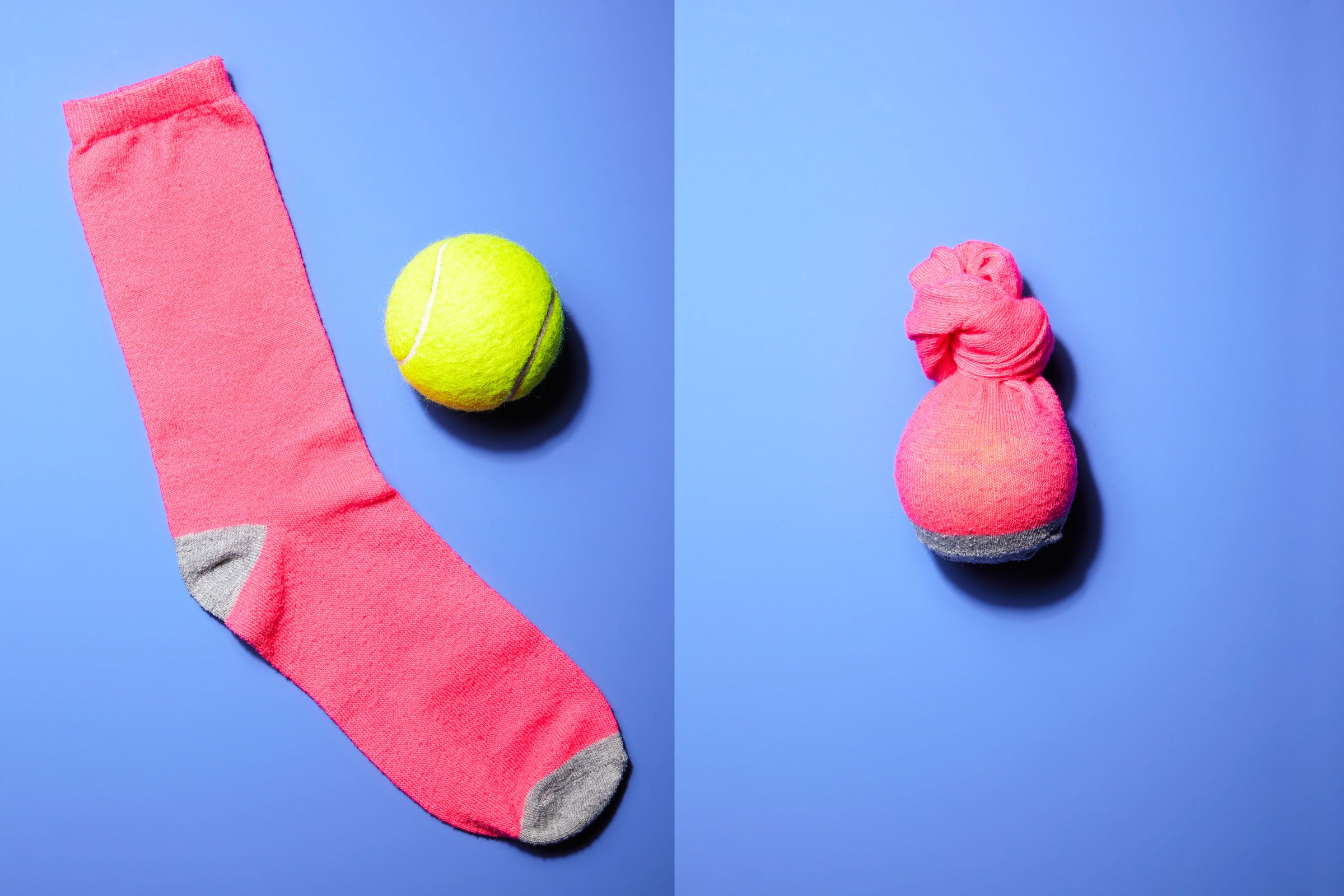 single sock dog toy