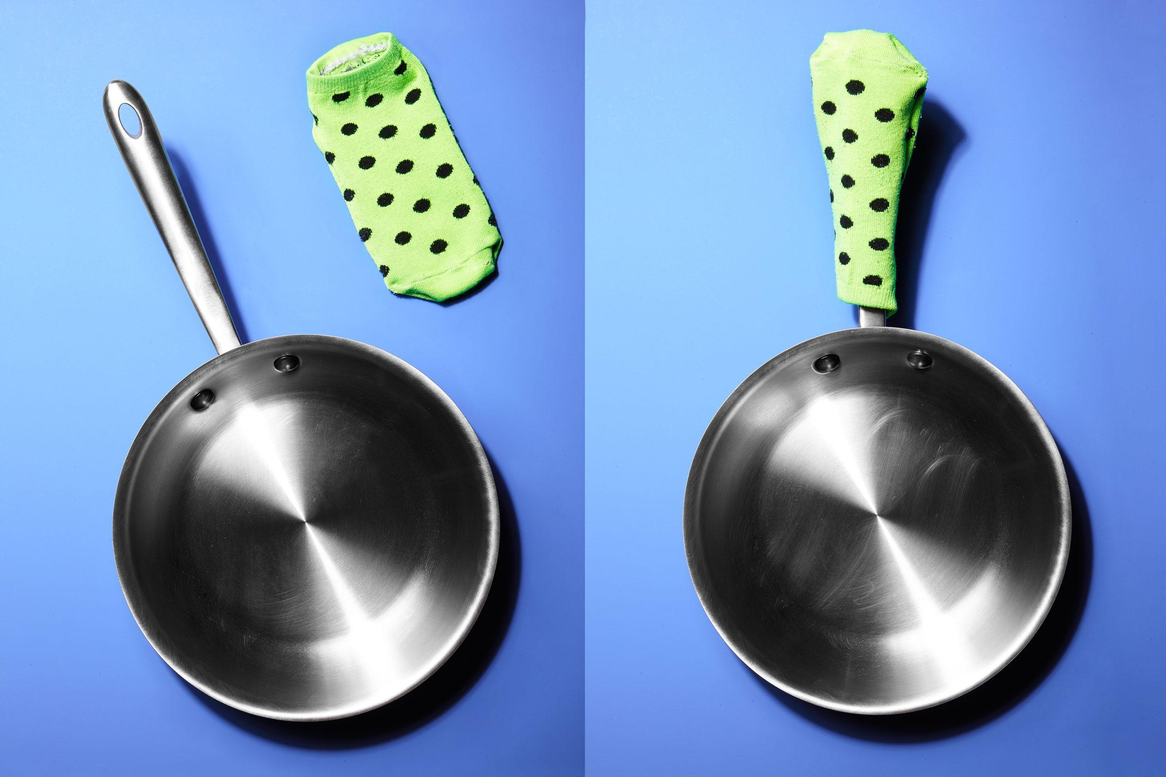 single sock pan