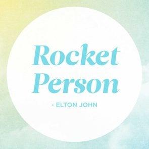 song lyrics grammar rocket person