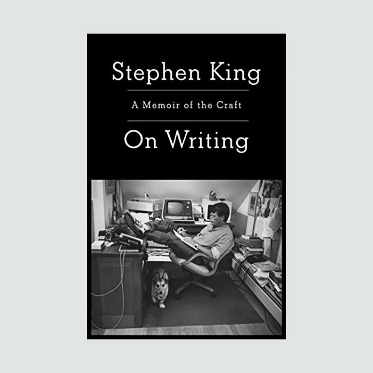 """On Writing: A Memoir of the Craft"" by Stephen King"