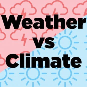 The Big Difference Between Weather and Climate (And 10 Other Nature Words Everyone Gets Wrong)