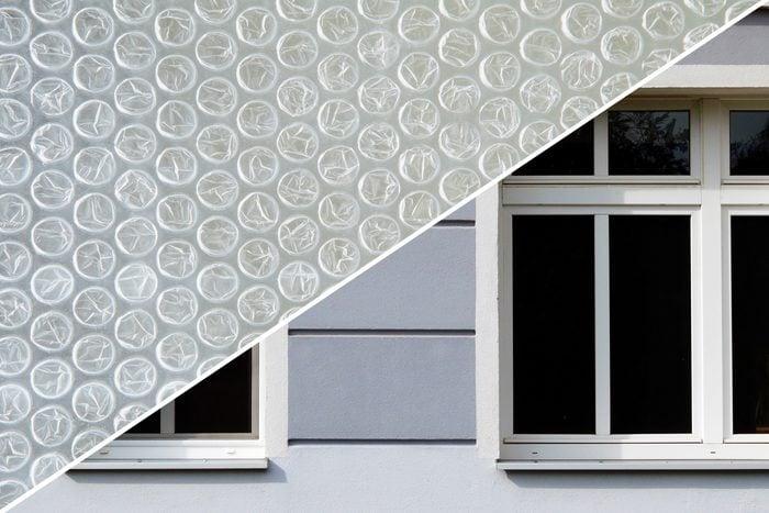 window bubble wrap