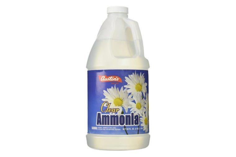 00051 Ammonia Clear 64oz, multipurpose cleaner