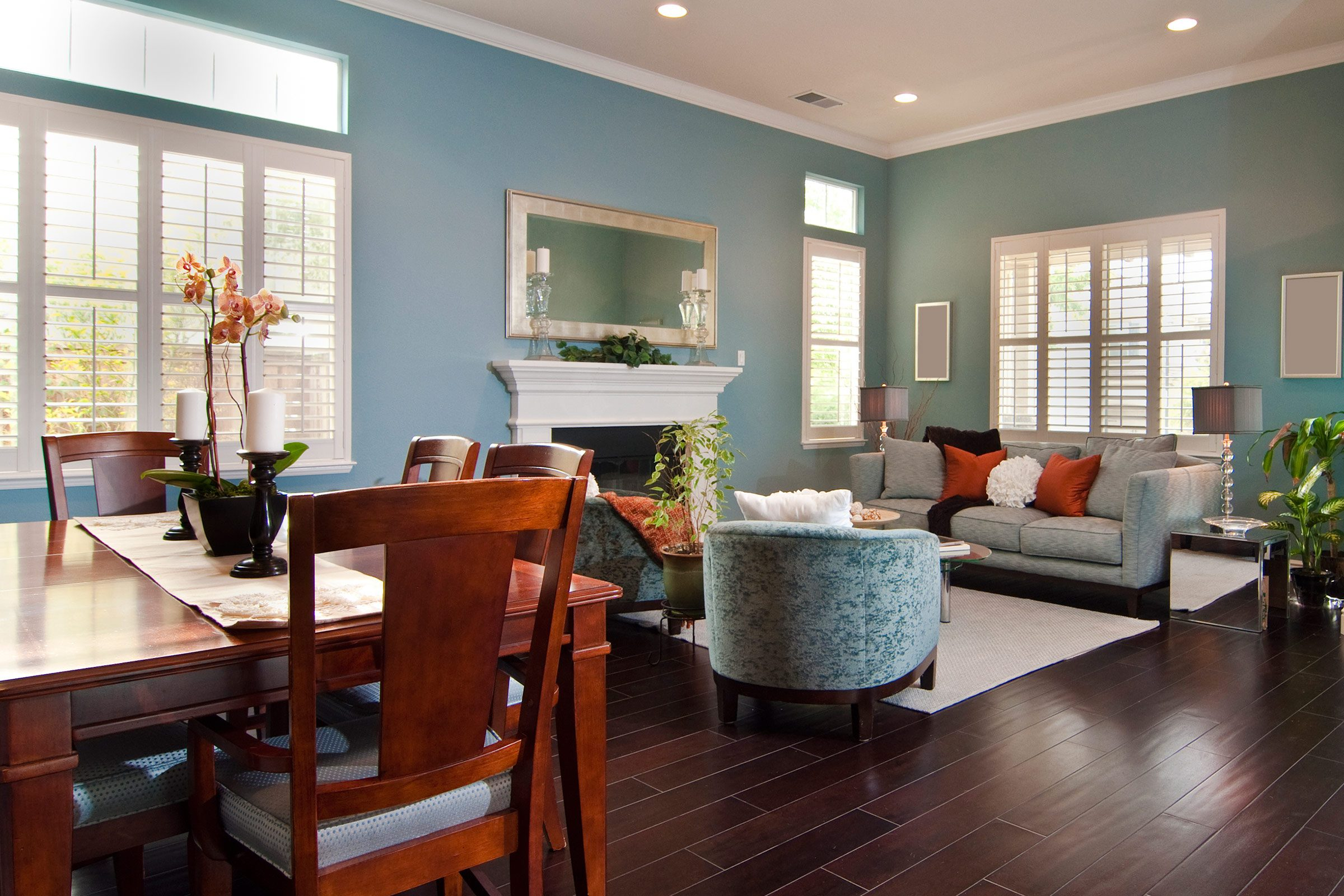 How to apply the psychology of color in the interior of the house