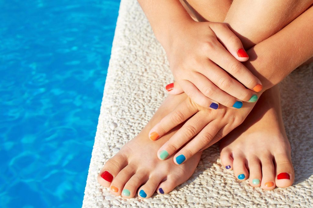 Get Pretty Feet For Summer Foot Care And Pedicure Tips
