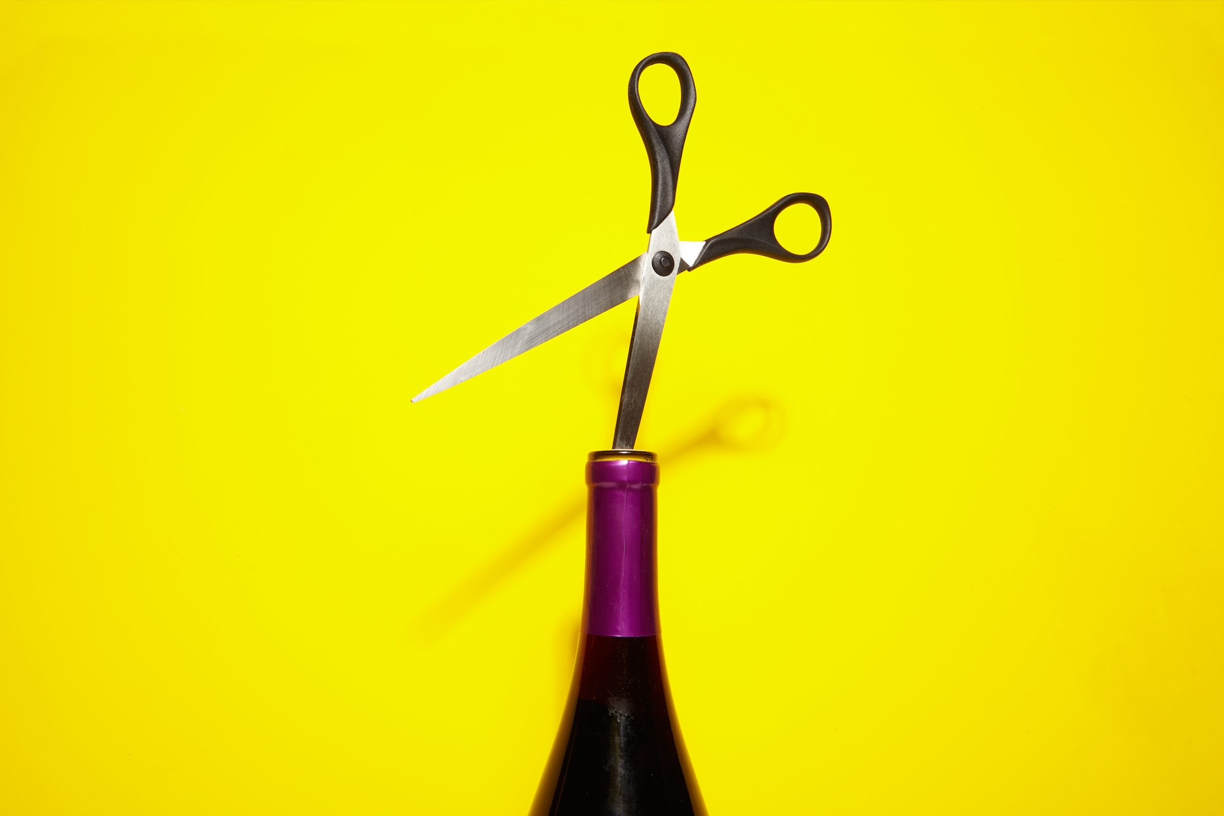 How to Open a Wine Bottle Without a Corkscrew | Reader's Digest