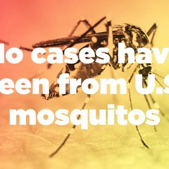 8 Calming Facts You Need to Know About the Zika Virus—and 3 Reasons to Worry