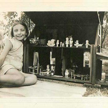 Here's Why I'll Never Part With My Beautiful, Handmade, 80-Year-Old Dollhouse