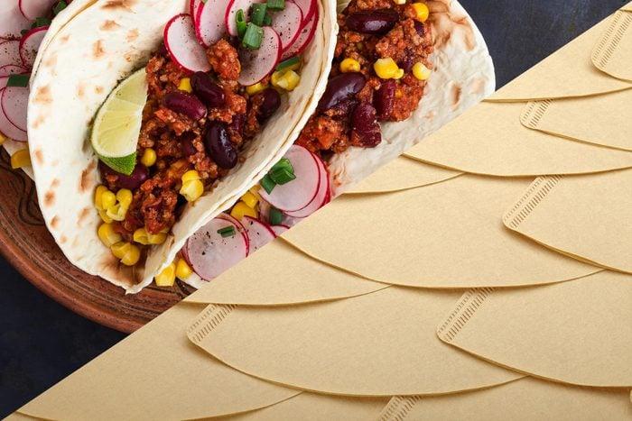 Carry tacos