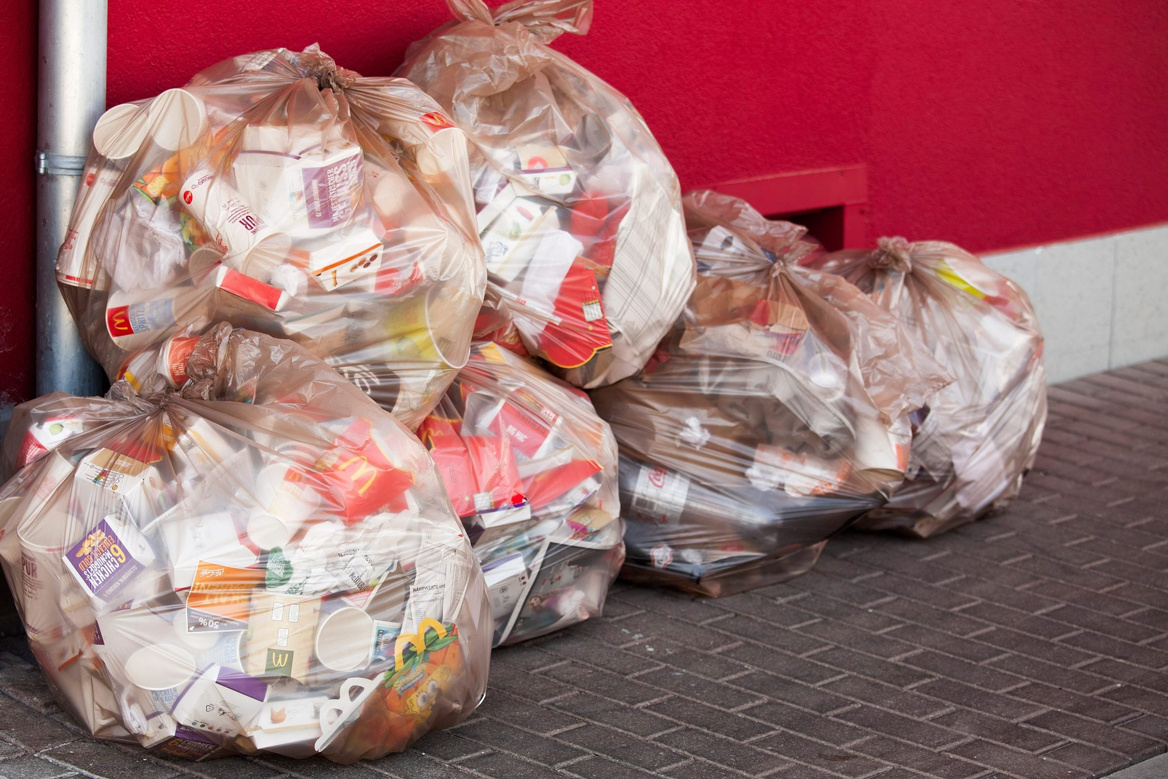 trash bags_rich people secrets