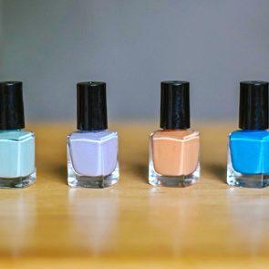 nail polish fixes diy