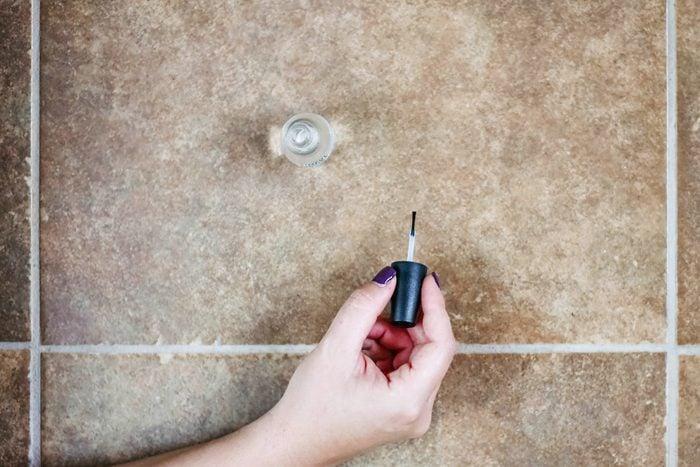 chipped tile nail polish fixes