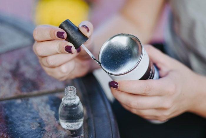 prevent rust nail polish uses life hacks