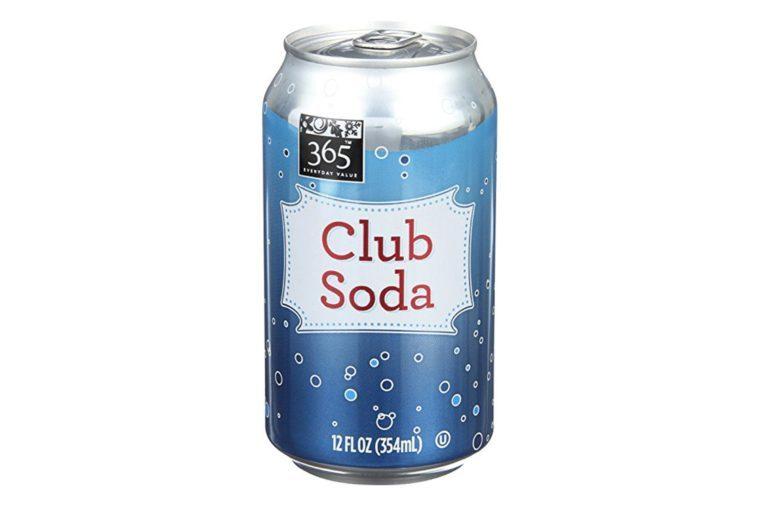 365 Everyday Value, Club Soda, 12 Fl Oz, 6 Count