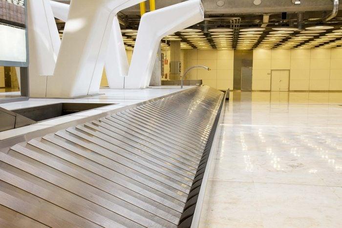 Airplane travel tip: Baggage claim